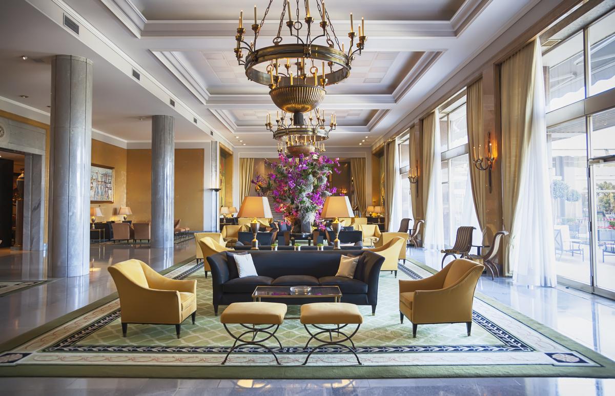 Hotel di lusso infestati