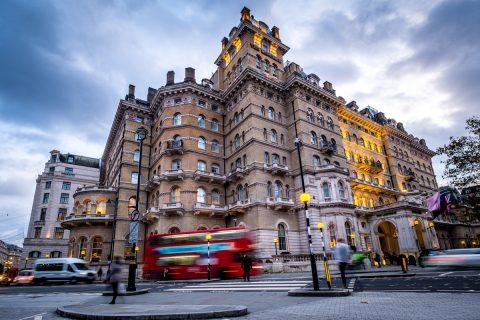 Langham Hotel Londra