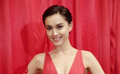 La modella Mandy Lieu ha acquistato l'ex sede del Duca di Wellington per 28 milioni di sterline