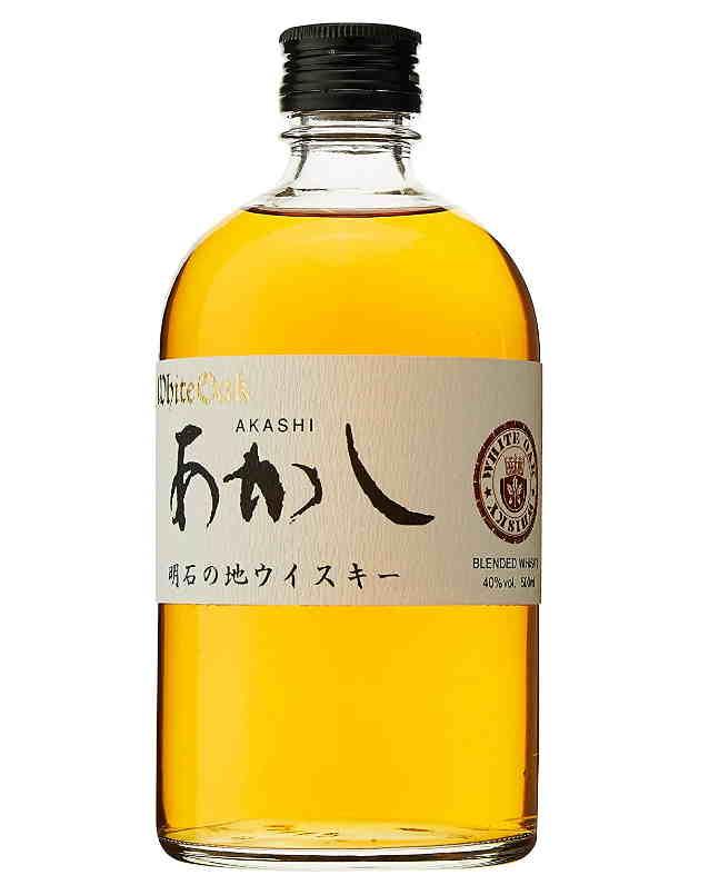 Whisky giapponesi migliori akashi