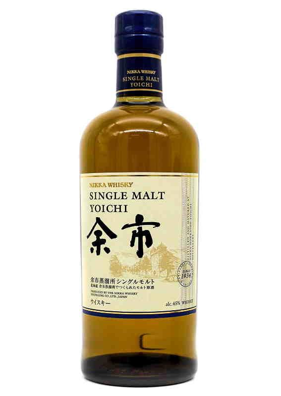 Whisky giapponesi migliori nikka yoichi