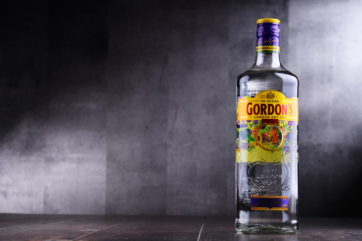 Il Gordon's gin e le sue varianti