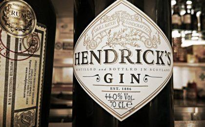 Gin Hendrick's e le sue varianti