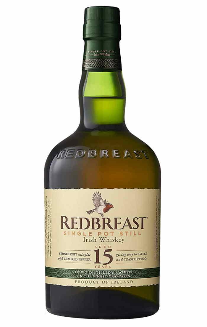 Whiskey Redbreast