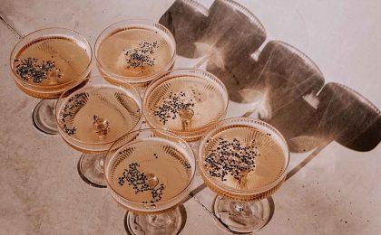 Coppa da champagne: come sceglierla per una degustazione perfetta