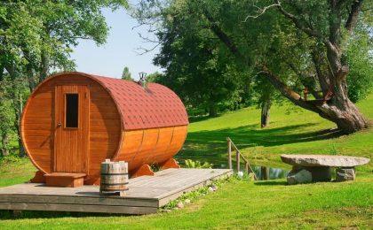 Le migliori saune da esterno 2021: guida alla scelta