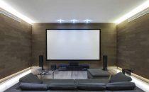 Home theater: la stanza necessaria in una casa di lusso