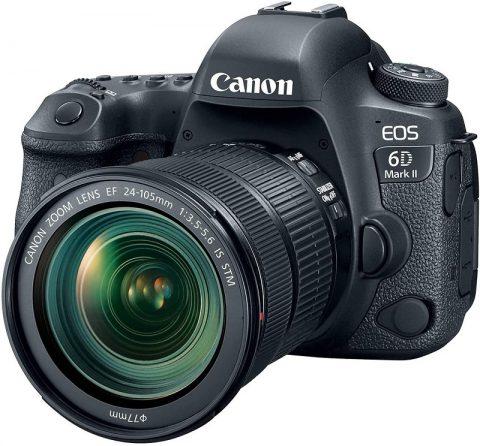 macchina fotografica reflex Canon