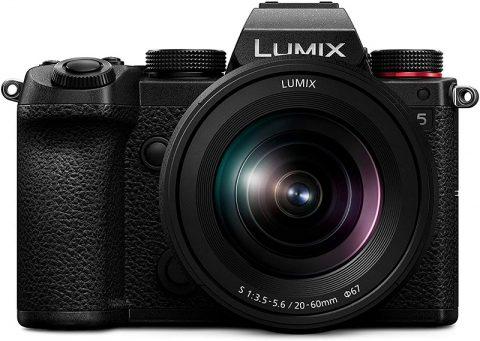 macchina fotografica reflex Lumix