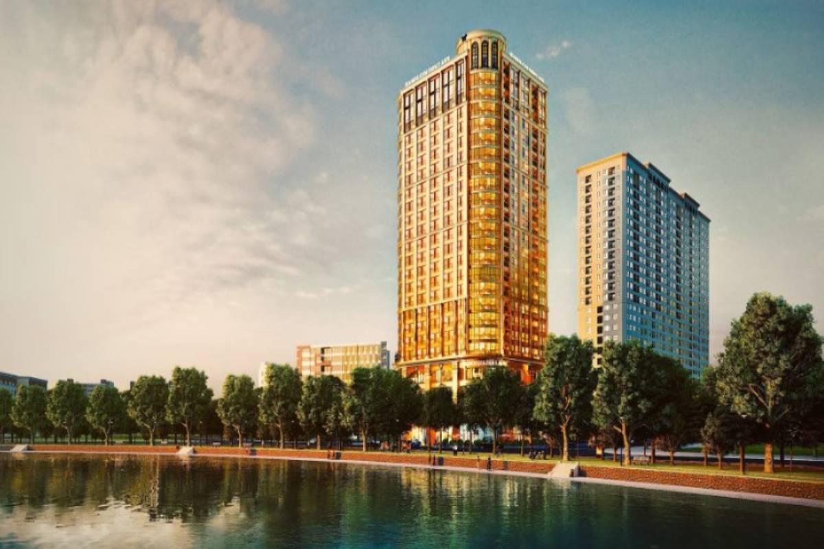 Il primo hotel al mondo placcato in oro si trova in Vietnam