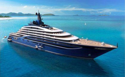 Somnio, lo yacht più grande e lussuoso al mondo
