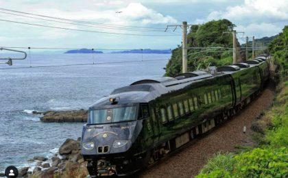 36+3, il treno di lusso che attraversa il Giappone