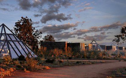 Nomad's Pad: il progetto del campeggio più lussuoso al mondo nel cuore del Gran Canyon