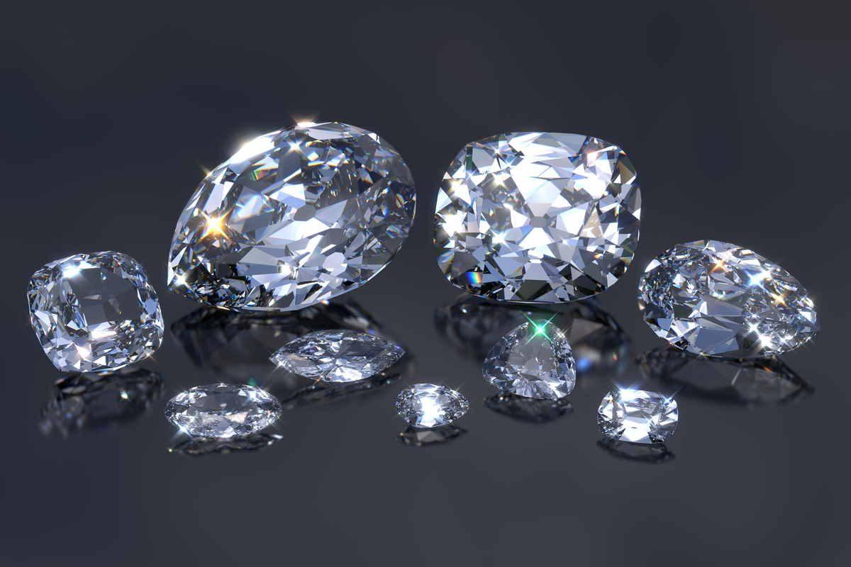 Diamanti Cullinan