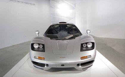 McLaren F1, esemplare numero 029 ha battuto il record del prezzo di vendita