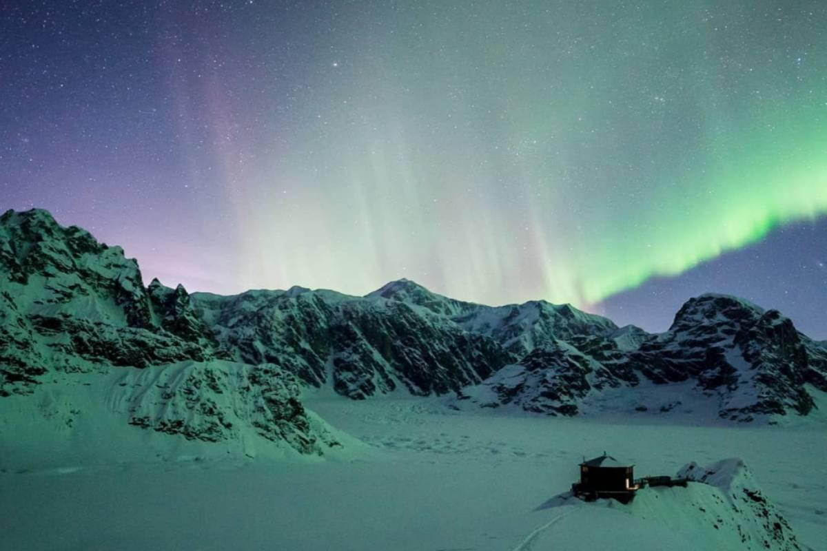 Lo Chalet di lusso più esclusivo si trova in Alaska