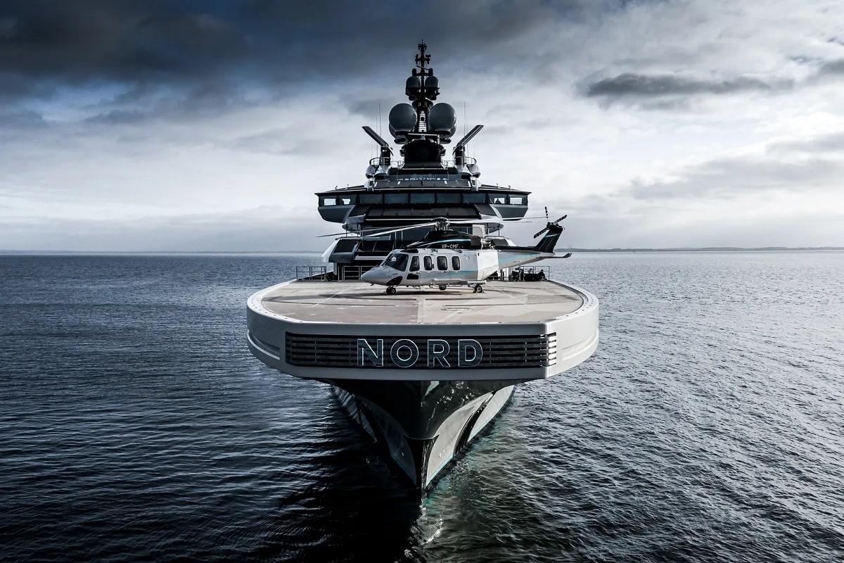 Ecco qual è lo yacht più lussuoso che vedremo quest'estate nel Mediterraneo