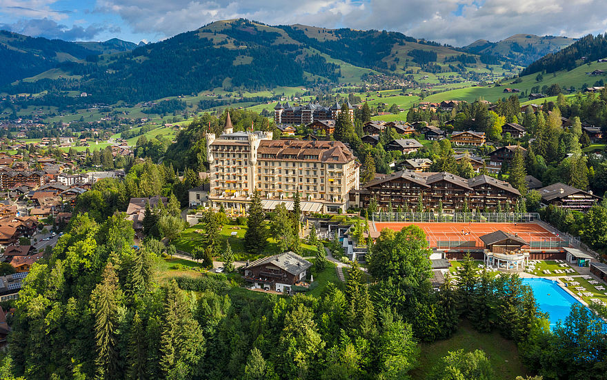 gstaad hotel