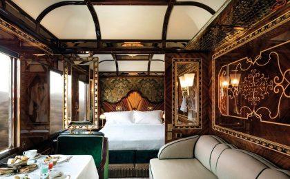 Chiara Ferragni sull'Orient Express: viaggio da sogno sul treno che ispirò Agatha Christie