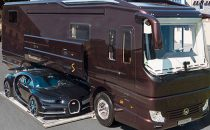 Volkner Mobil Performance S: il camper extralusso è un motorhome con garage centrale